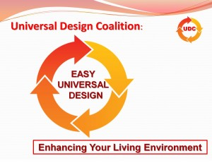 UDC PowerPoint Home Slide