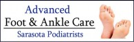 Advanced Foot Logo