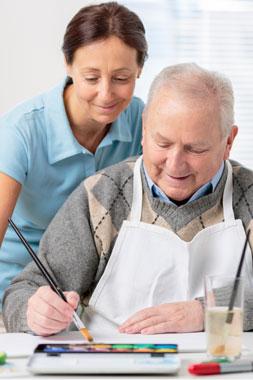 care-providers-art-class